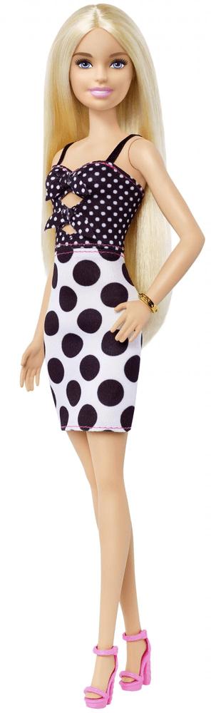 Mattel Barbie Modelka 134 - nestárnoucí puntíky