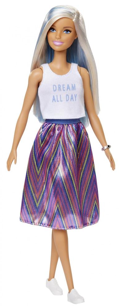 Mattel Barbie Modelka 120 - snový trendy outfit