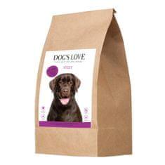 Dog's Love granulátum Adult bárány 2 kg
