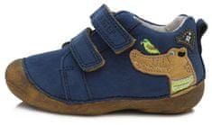 D-D-step 015-194A fantovski čevlji, modri, 19