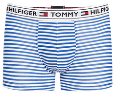 Tommy Hilfiger moške spodnjice UM0UM01559 Trunk Stripe, XL, bele