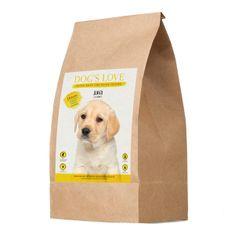 Dog's Love szárazeledel Junior, csirke, 12 kg