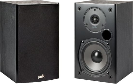 Denon AVR-X1600H + Polk T50 + T30 + T15, černé