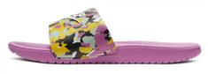 Nike lány papucs Kawa SE MC CN7430-600, 32, lila