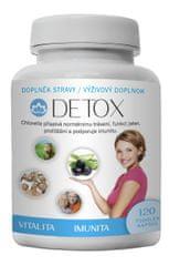 Novax Detox - detoxikace, pročištění organismu 120 tobolek
