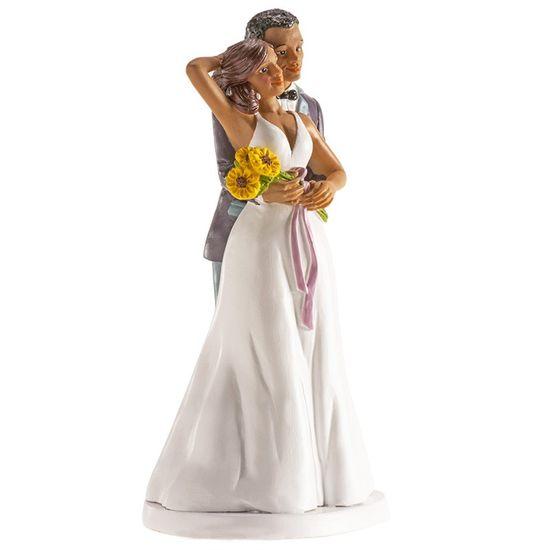 Dekora Svatební figurka na dort 18cm