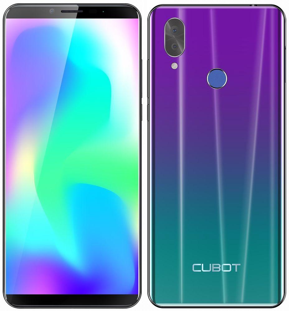 Cubot X19 S, 4GB/32GB, Gradient