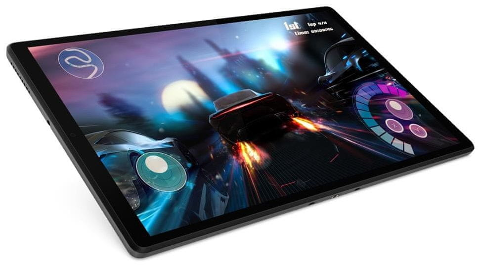 Lenovo Tab M10 Plus, 4GB/64GB, LTE, Iron Grey (ZA5V0206CZ)