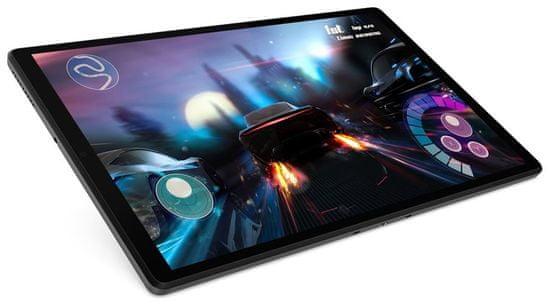 Lenovo Tab M10 Plus, 4GB/128GB, Wi-Fi, Iron Grey (ZA5W0188CZ) + nabíjacia stanica