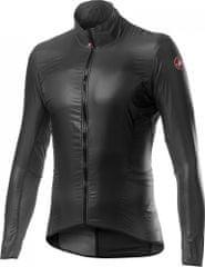 Castelli Aria Shell Jacket Dark Gray XL