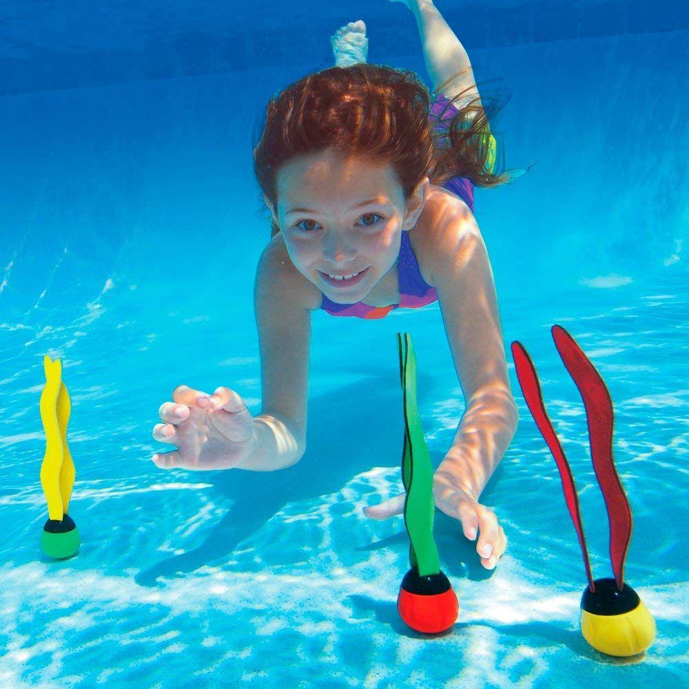 Intex Míčky se stužkou pro potápění
