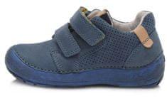 D-D-step Fiú barefoot cipő 023-810, 35, kék