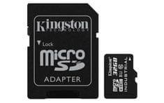 Kingston Industrial Micro SDHC 32GB Class 10 UHS-I + SD adaptér (SDCIT / 32GB)