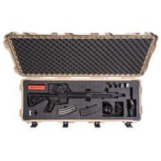 Nanuk Odolný kufr model 990 AR 15 Rifle - pískový