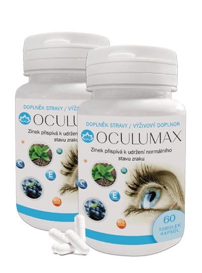 Novax 2x Oculumax - to najlepšie pre vaše oči s vysokou dávkou luteínu