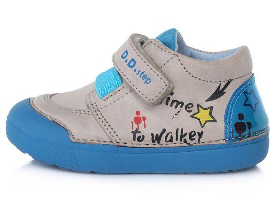 D-D-step Fiú barefoot cipő 066-739B