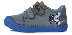 D-D-step Fiú tavaszi cipő 049-917, 36, kék