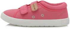 D-D-step lány vászon sportcipő CSG-713A, 37, rózsaszín