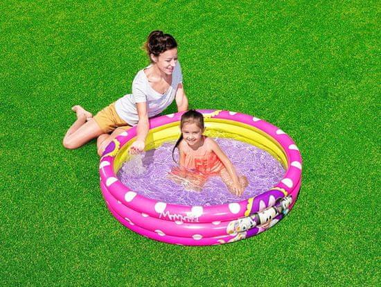 Bestway 91079 Nafukovací bazén Minnie