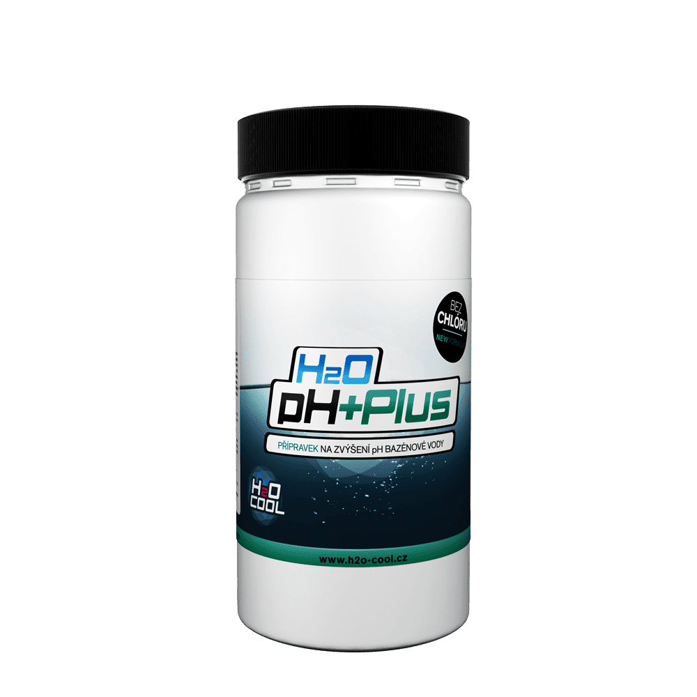 H2O COOL H2O pH plus Objem: 2,8 kg