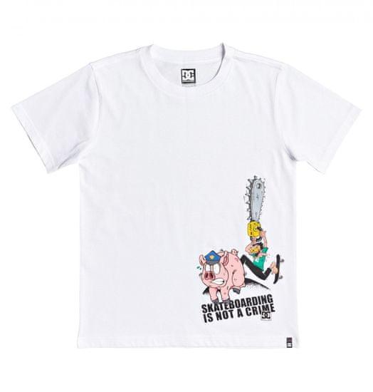 DC No Escape ss fiú póló