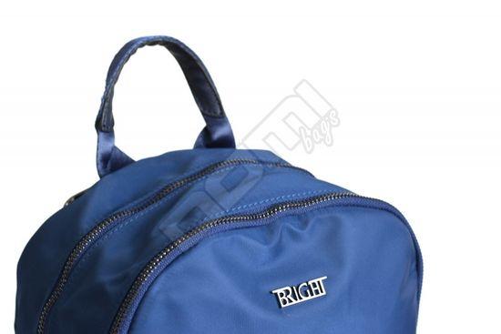 Bright Dámský batoh A5 látkový s 2 hlavními kapsami