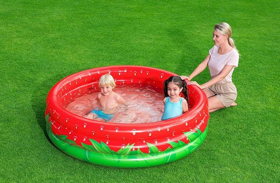 Bestway 51145 Nafukovací bazén jahoda