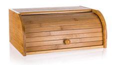 Banquet Chlebník drevený BRILLANTE, 40 × 27 × 16 cm
