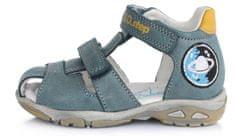 D-D-step Fiú szandál AC290-395B, 19, kék