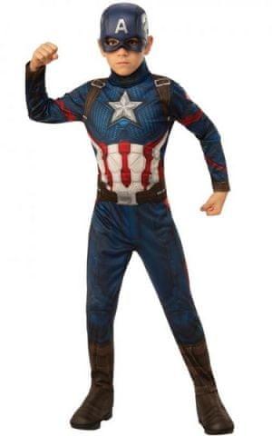 Rubie's Avengers Endgame: Captain America - Classic kostým s maskou vel. S