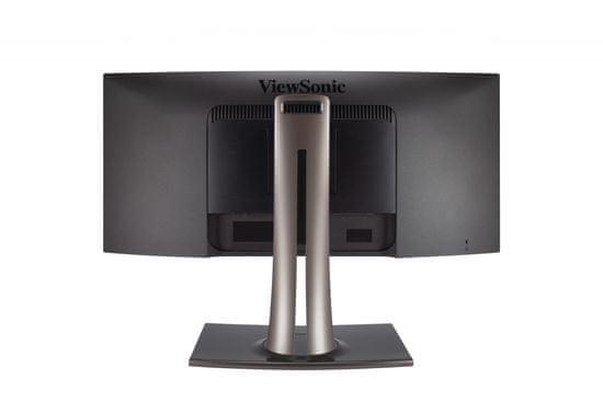 "Viewsonic VP3481 monitor, 34"", WQHD, 21:9, VA, zvočniki, 100% sRGB, (VS17736)"