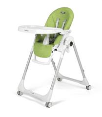 PEG PEREGO krzesełko do karmienia Prima Pappa Follow Me Wonder Green 2021