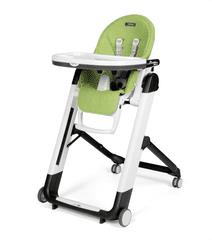 PEG PEREGO krzesełko do karmienia Siesta Follow Me, Wonder Green 2021