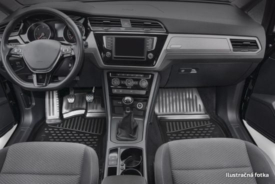 J&J Automotive Gumiszőnyeg Chrysler 300C 2004-2012