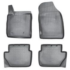Norm Gumové koberce se zvýšeným okrajem Ford EcoSport 2014- 4ks