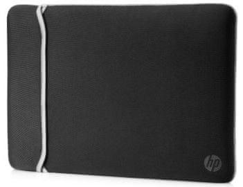 HP ovitek za prenosni računalnik Reversible Sleeve 2UF62AA, 39,62 cm/15,6″, črna/srebrna
