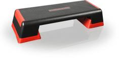 Gymstick Pro Step fitnes klop, rdeče-črna