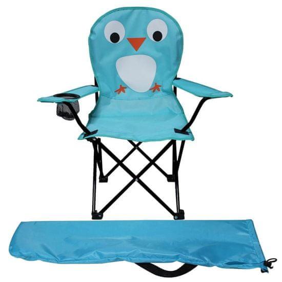 Linder Exclusiv Otroški stol ANGLER MC2504 Blue
