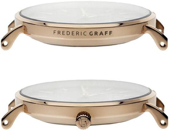 Frederic Graff Rose Liskamm Silver Mesh FAI-3518