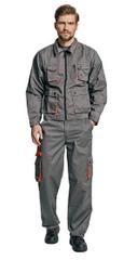 Desman Australian Line pánské tenké montérkové kalhoty Desman 58