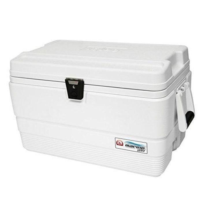 Igloo chladící box, bílá, 51-54 l