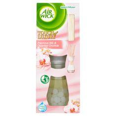 Air wick Dišeče palčke - redka svila in orhideje iz orienta, 25 ml