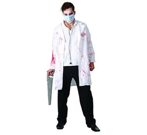 Dospělý kostým šílený doktor - vel.52