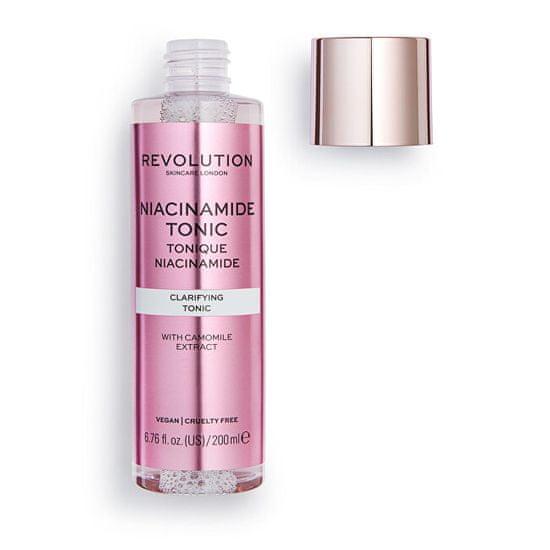 Revolution Skincare Pleť OIC tonično kože niacinamid ( Clarifying Tonic) 200 ml