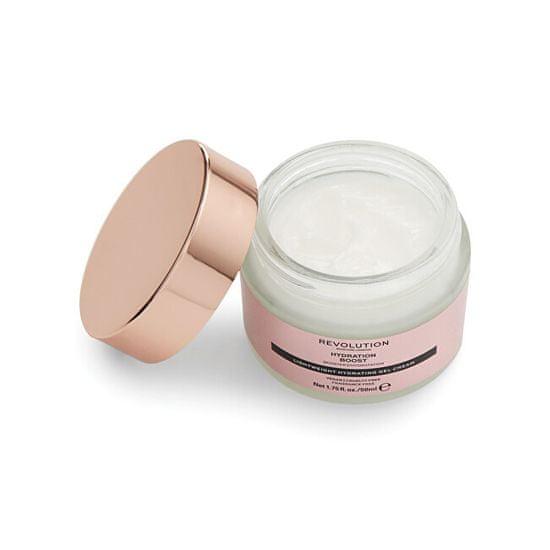 Revolution Skincare Bőrápoló hidratáló gél-krémSkincare Hydration Boost (Lightweight Hydrating Gel-Cream) 50 ml