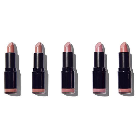 Revolution PRO Öt matt meztelen ( Lips tick Collection) készlet 5 x 3,2 g rúzs