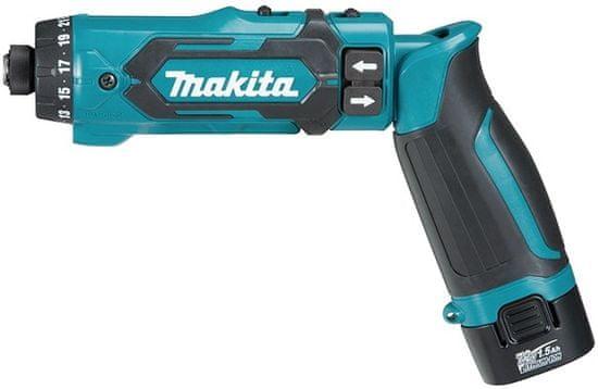Makita DF012DSE akumulatorski palični vijačnik