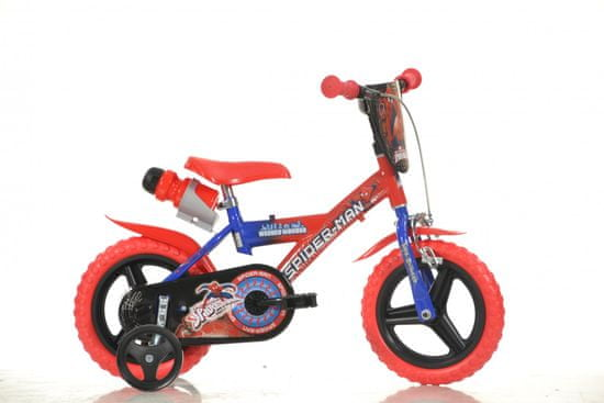Dino bikes otroško kolo Spiderman, 30,5 cm