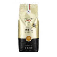 O'Ccaffé Crema e Aroma zrnková káva 1 kg (100% arabica)