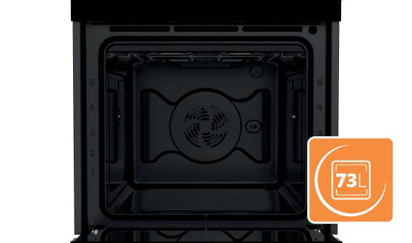 Whirlpool OAKZ9 6200 CS IX velký objem